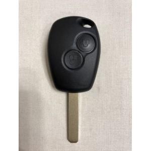 Renault ,2 кнопки, PCF7947 433 MHZ