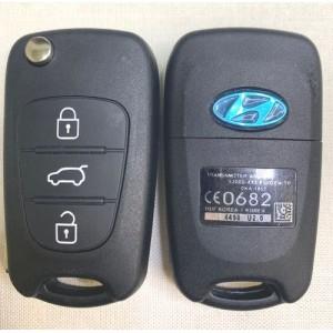 HYUNDAI , чип ID46, 433Mhz,FSK, TOY48 (арт-R3)