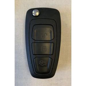 Ford Focus 80 bit 433MHz 3 кнопки
